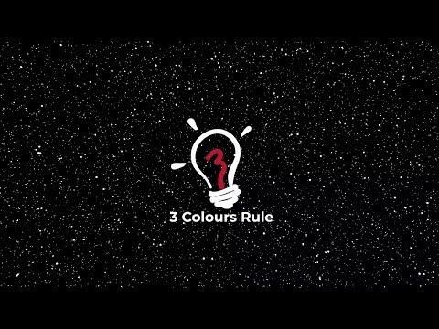 3 Colours Rule - A Creative Branding & Marketing Agency in London