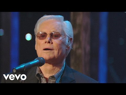 George Jones - Just a Closer Walk With Thee [Live]