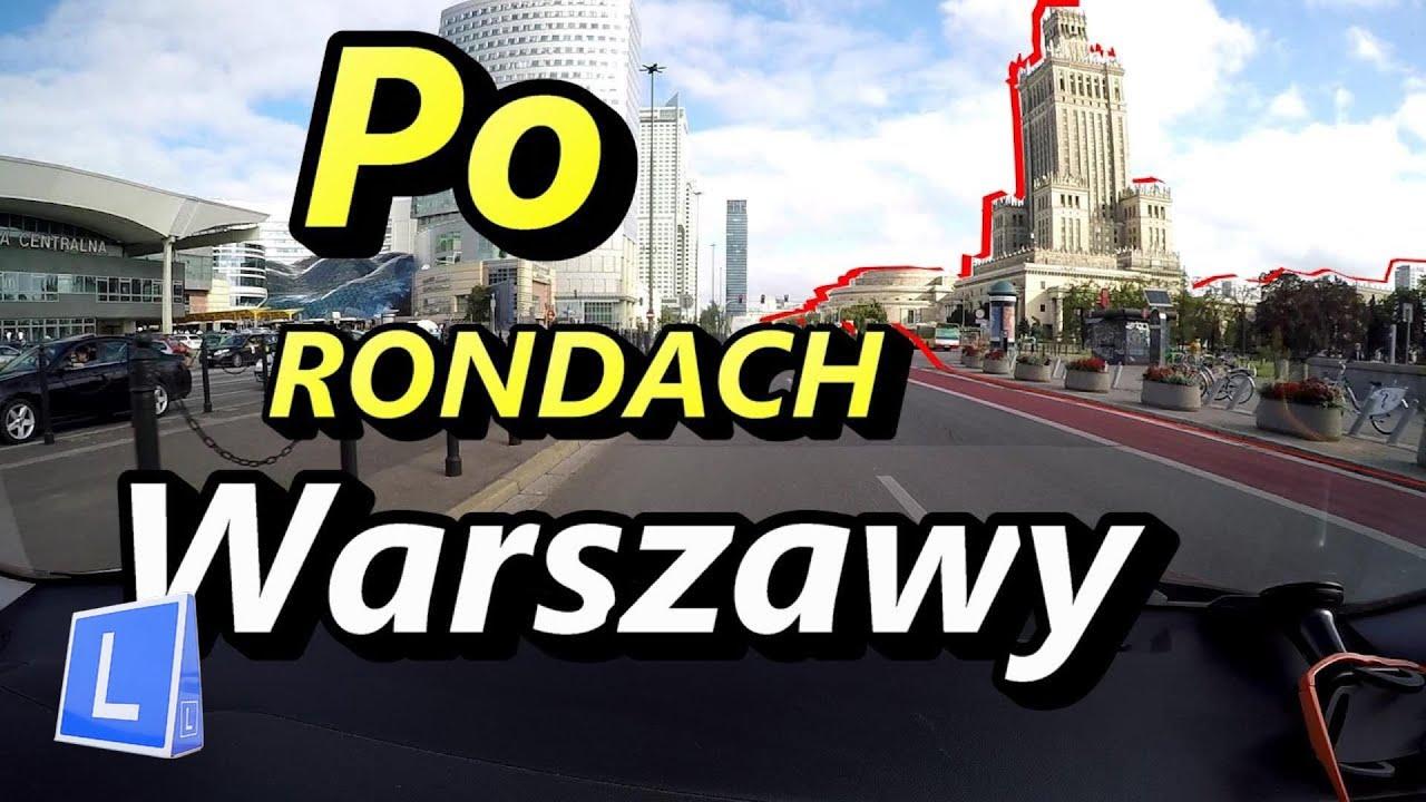 Po rondach Warszawy