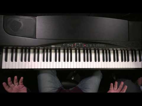 How to Play Blues & Rock Keyboard with Dave Limina