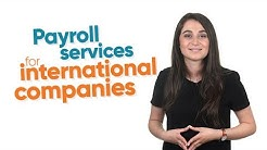 Payroll services for international companies