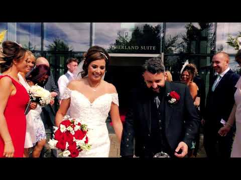 Laura & David - Crutherland Hotel - 5th August   - Highlights