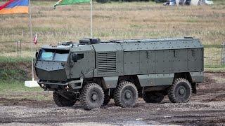 Kamaz 63986 MRAP
