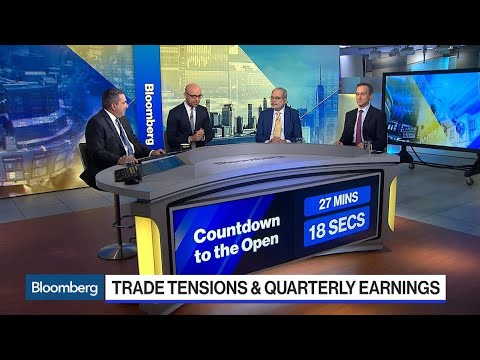 Markets Look to Central Banks to Help Combat the Trade War