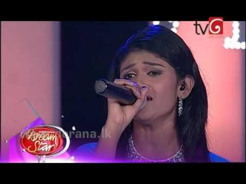 Dream Star VI Top 5 Yashoda Priyadarshani 3rd Song 14 11 2015
