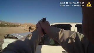 Vegas Officer Involved Shooting