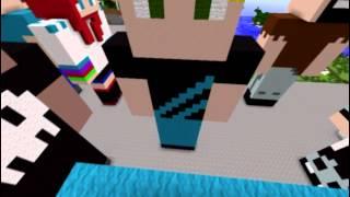 Minecraft Szobrok