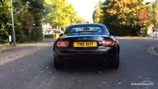 Mazda Black Tuned Roadster 2011 Videos