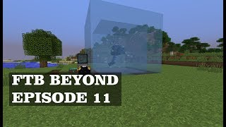 Feed The Beast Beyond - Episode 11 - Wither Shield | Minecraft Modded Survival Let's Play