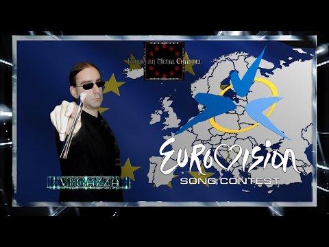 ESPECIAL EUROVISIÓN METAL ✪ European Metal Channel - Metalovlog 48