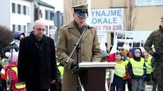 Obchody pamięci Żołnierzy Wyklętych (28.02.2020)