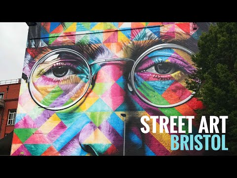 Street Art Bristol (UK) Documentary