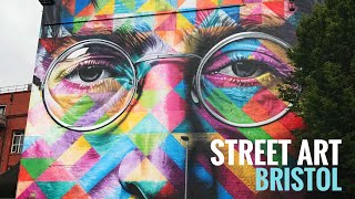 Street Art Bristol (UK) Documentary