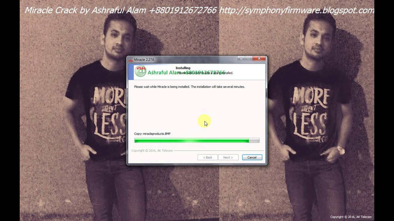 Download How to use miracle 2 27a crack