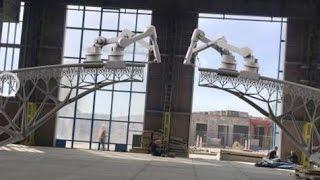 Первый в мире железный мост напечатанный на 3Д принтере!(, 2015-06-12T20:50:22.000Z)