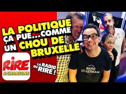 La politique, ça pue... comme les choux de Bruxelles - Le top de l ...