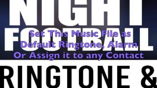 Thursday Night Football Ringtone and Alert