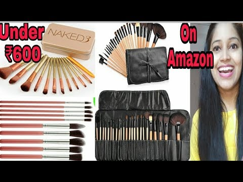cheapest amazon makeup brushes reviewhow to use makeup
