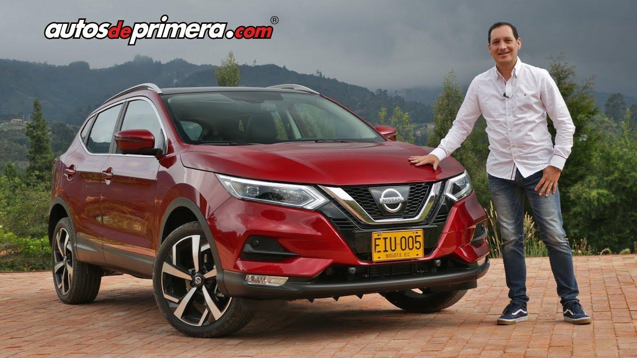 Nueva Nissan Qashqai 2018 En Colombia Inteligente Y Atractiva