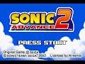 Sonic Advance 2 Walkthrough mp3