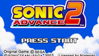 Sonic Advance 2 - walkthrough