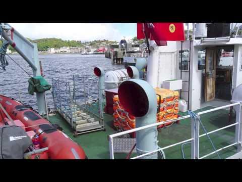 Raasay Island Class Caledonian MacBrayne Ferry