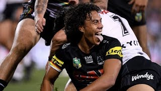 NRL Highlights: Penrith Panthers v Warriors – Round 17