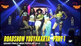 Roadshow Yogyakarta - Part 1 | Grand Finale Miss POPULAR 2019