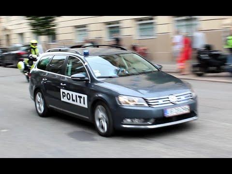 [Collection] Politi Kobenhavn presserende i gang / Police Copenhagen responding