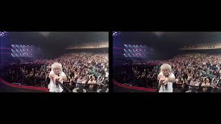 Selfie stick from Queen + Adam Lambert The Crown Jewels Live @ Park MGM Theatre, Las Vegas, 22nd Sep
