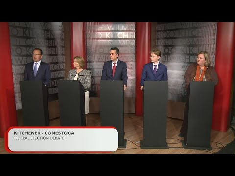 Kitchener-Conestoga All Candidates Forum