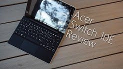 Acer Aspire Switch 10E Review mit Windows 10 (Deutsch)