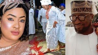 FEMI BRANCH  BLAST THOSE WHO SAYS OLOORI OONI OF IFE IS STEPS ON BLOOD IS NOT BLOOD BUT OOSU