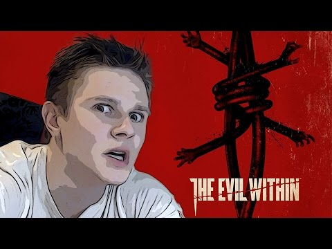 The Evil Within - Фрост Упал со Стула - №1