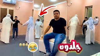 فهد العرادي سناب [ 143 ] فهد يورط الريال مع خال بوطلال وبوخلفية 😂🤣