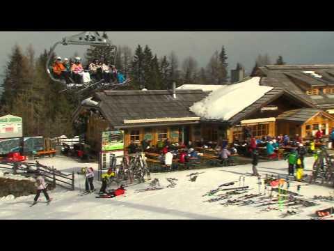 Wintervideo Region Villach Tourismus
