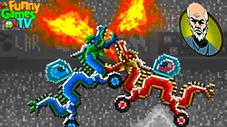 Мультяшные машинки СЕНСЭЙ из Shadow Fight тачки гонки игра Drive AHEAD
