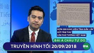 Tin tức | Hơn 500 giáo viên tỉnh Đắk Lắk gửi tâm thư lên Thủ tướng Việt Nam