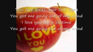2 love birds by robin thicke