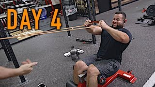 GET SHREDDED 2.0 DAY 4 EP.5