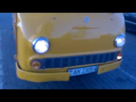 Еразкин: Будни  псевдоретро автомобиля ЕрАЗ-762. МИРовой влог.