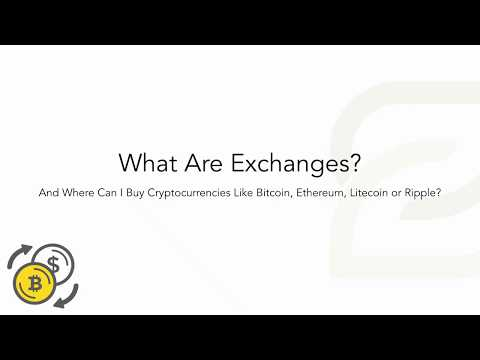 12 What Are (Cryptocurrency) Exchanges Vs. Broker Exchanges
