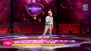 materna Show 2016 - Med Salah Lakhoua - لما بضمك ع صديري-  حسين الديك
