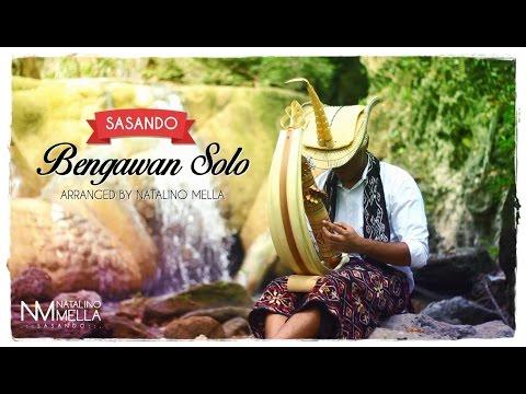 Bengawan Solo (Gesang) - Sasando Keroncong by Natalino Mella