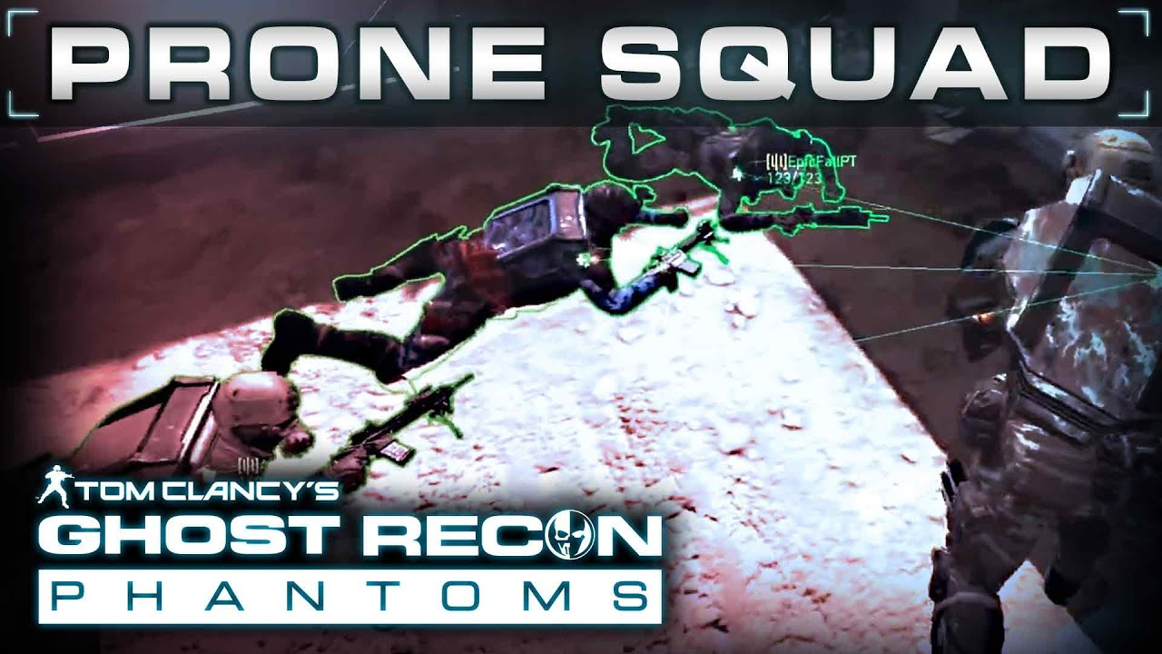 ghost recon how to get squad to shooy