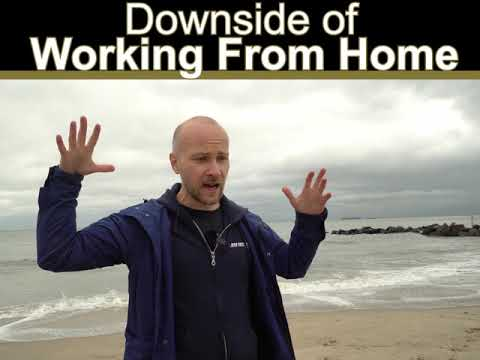 Downsides Of Working From Home // Random Topic 48