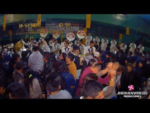 BANDA BOSH 2018 - MIX TIC TAC - 50 AÑOS DE LABOR MUSICAL - ROSENDO MATTOS SALHUANA
