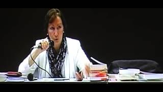 Conférence Philosophie sociale. Brigitte Estève-Bellebeau. 1/2