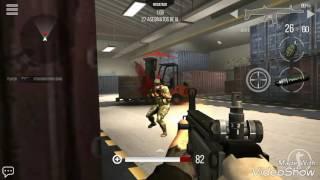 Modern Strike Online   Abriendo cofre y jugando una partida Death Match