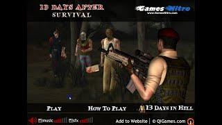 13 Days After Survival (Full Game) screenshot 2